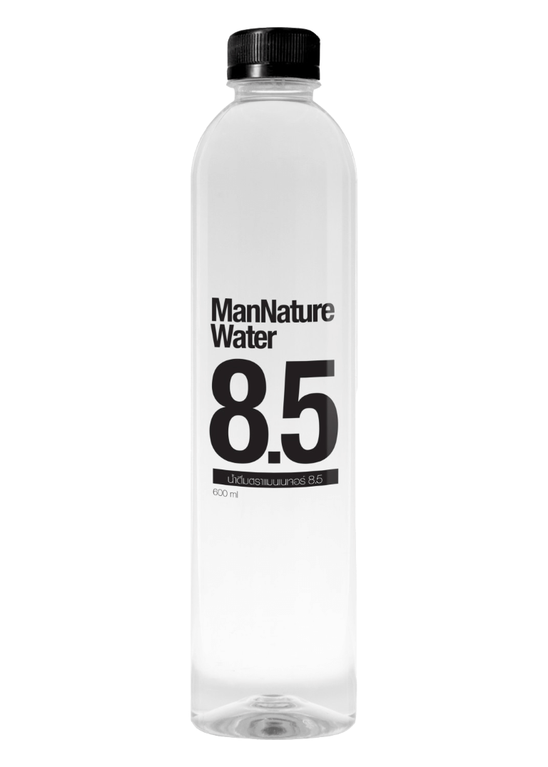 Alkaline Water pH8.5+ By ManNature