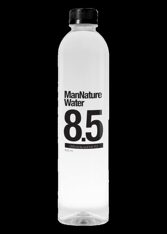 Alkaline Water pH8.5+ By ManNature